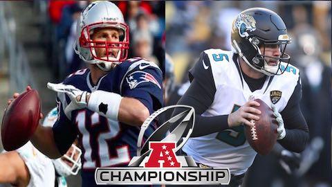 AFC Championship Preview - Jaguars vs Patriots