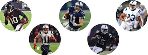 NFL 2017: Receivers Who Move the Chains