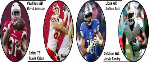 NFL 2017: Best Yards After The Catch Players