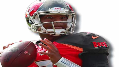 NFL 2017: Famous Jameis Winston