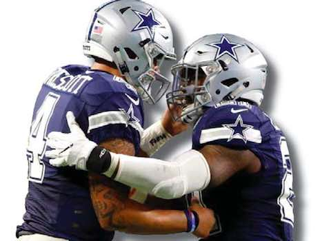 NFL 2017: Division Titles Always Up For Grabs
