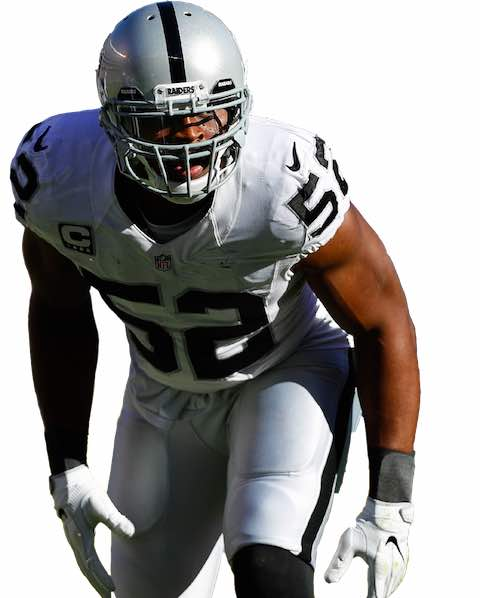 NFL 2017: Khalil Mack: Return of the Mack
