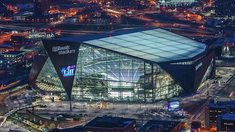 NFL 2017: Minnesota Hosts Super Bowl LII