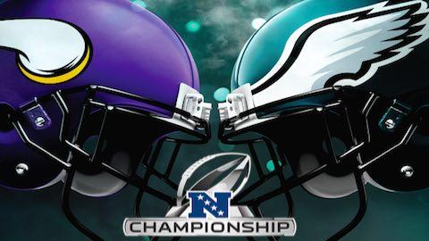 NFC Championship Preview - Vikings vs Eagles