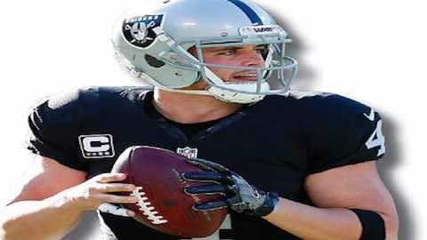 NFL 2017: Derek Carr Full Speed Ahead