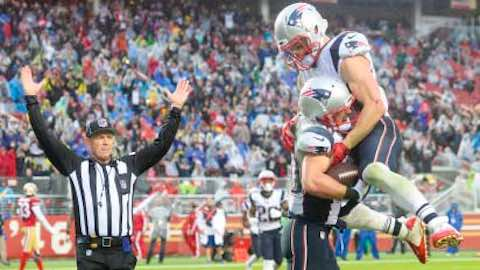 NFL 2017: Scoring Reached Record Highs