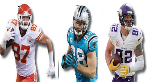 NFL 2017: Tight Ends on the Rise