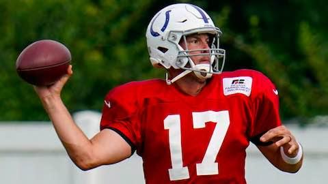Healthy Quarterbacks - NFL 2020