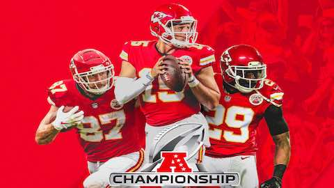 AFC Conference Championship Patriots vs Chiefs Preview - 2019
