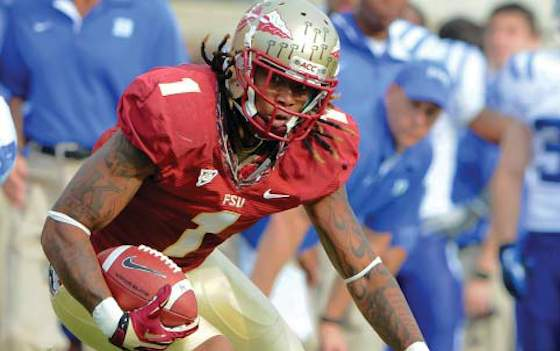 Florida State Wideout Kelvin Benjamin Declares for NFL 2014 Draft