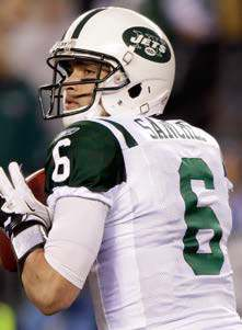 Mark Sanchez Confident He'll Remain Jets Starting QB