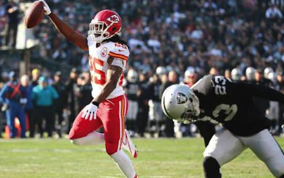 NFL 2013 Week 16: Chiefs Return Home to Face Indianapolis Colts