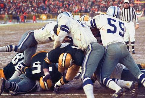 1967 NFL Championship: The 'Ice Bowl'