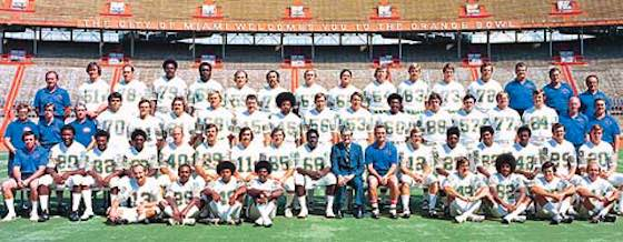 1972 Dolphins: The Perfect Season