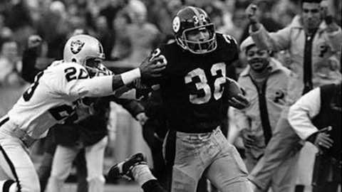 1972: The 'Immaculate Reception'