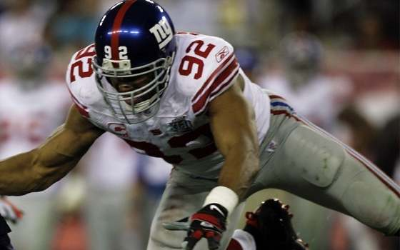 Michael Strahan Blasts Warren Sapp for Hall of Fame Comments