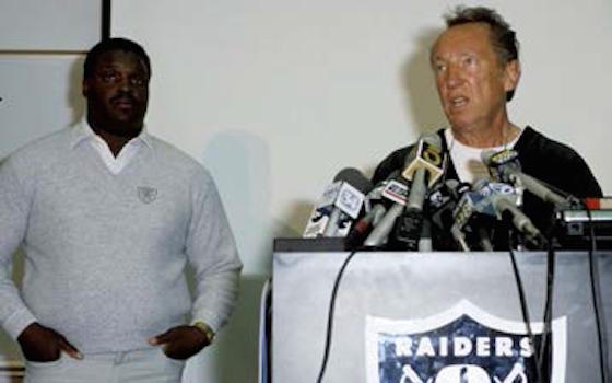 1989: Art Shell Named NFL's First Black Head Coach