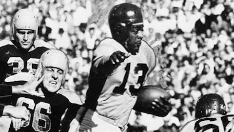 1946: NFL's Historic African-American Signings