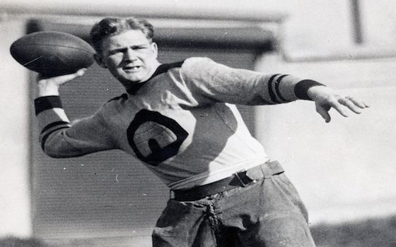 Ernie Nevers: Most Rushing TDs & Points in Single Game