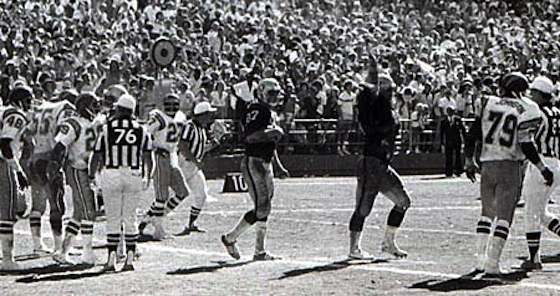 1978: The 'Holy Roller' Game - Chargers vs Raiders
