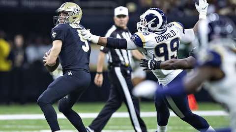 NFC Conference Championship Rams vs Saints Preview - 2019
