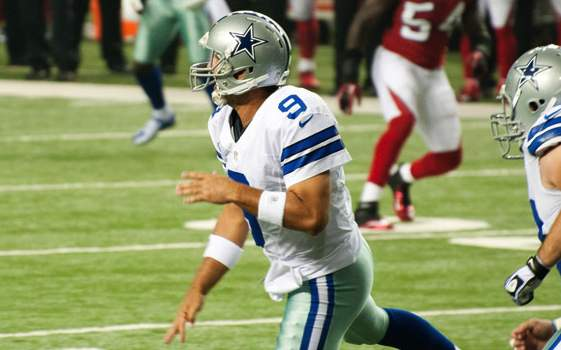 Cowboys' Romo Undergoes Back Surgery, Out for Season