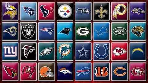 NFL Standings & NFL Playoff Seedings