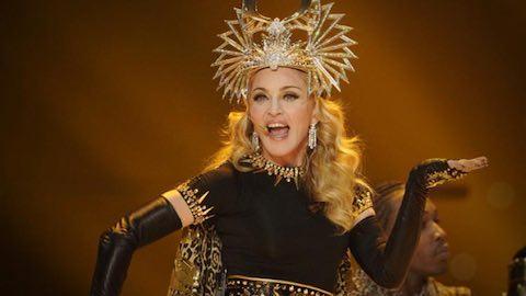 Super Bowl XLVI - Madonna - Queen of Super Bowl XLVI