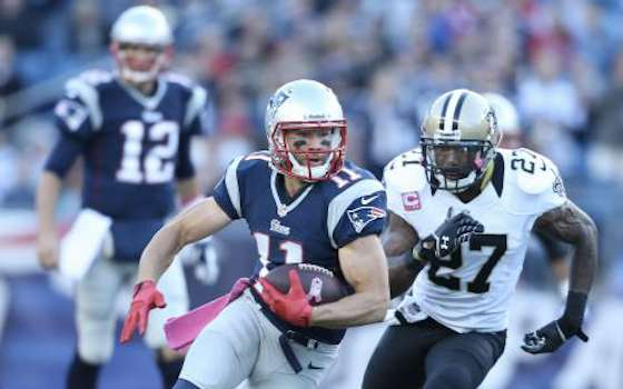 Patriots Host Colts in AFC Divisional Round Matchup