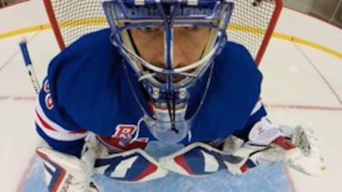 GoPro: On the Ice with Henrik Lundqvist
