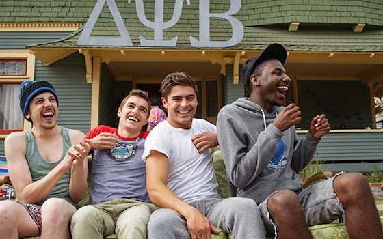 'Neighbors' Movie Review