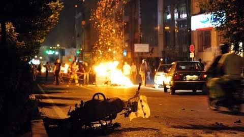 Neocons Exploiting Iran's Protest Movement
