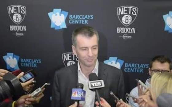 Nets Owner Insists He Won't Sell Team