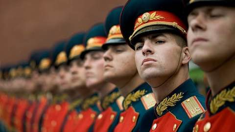 New Century, Old Rivalries: Russian Military Modernisation and NATO