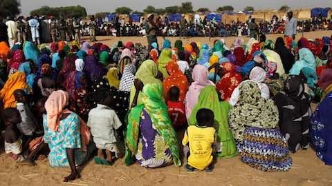 Nigeria's Hungriest Face Famine