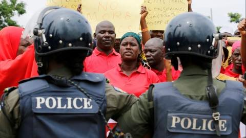 Nigerian Police in Desperate Need of Reform