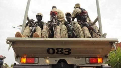 No Justice in South Sudan