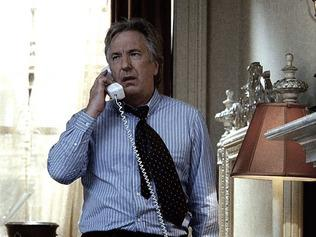 Alan Rickman in the Nobel Son