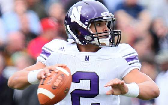 Northwestern Football Team Seeks Recognition From Labor Union