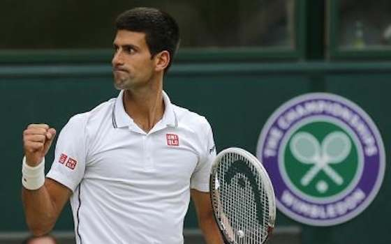 Novak Djokovic Defeats Roger Federer To Win Wimbledon Final