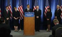 President Obama and His Economic Advisory Team