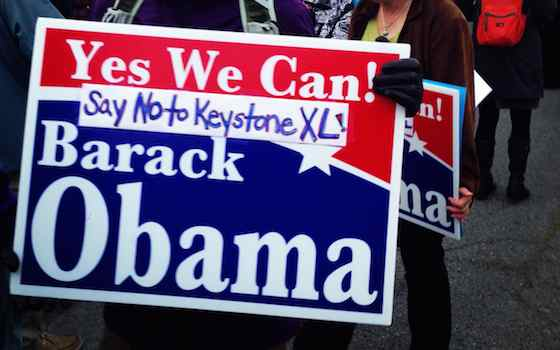 Obama's Keystone Pipeline Trap