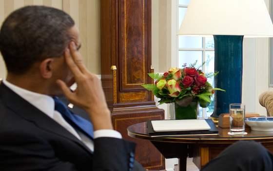 'Obama: Like a Boss' -- Bumper Sticker for a True Chicagoan
