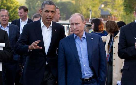 Obama in Denial on Russia