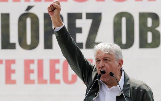 Obrador Takes Power in Mexico