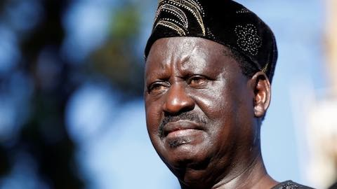 Odinga Backs Down in Kenya