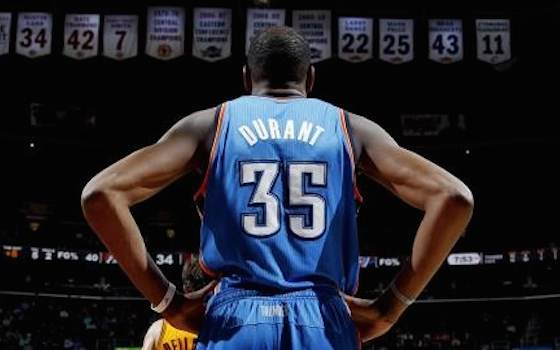 Oklahoma City Thunder 2014-15 NBA Season Preview