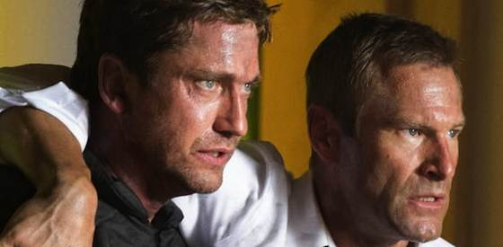 'Olympus Has Fallen' Movie Review - Gerard Butler and ...