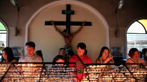 Once-Powerful Philippines Church Divided, Subdued Over Drug Killings