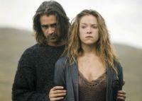 Colin Farrell & Alicja Bachleda in the movie Ondine